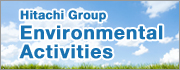 Hitachi Group Environmental Activities' website